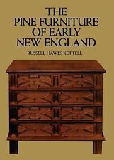 The Pine Furniture of Early New England-ExLibrary