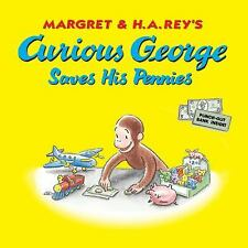Curious George Saves His Pennies Rey, H. A. Paperback