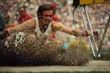 649012 d'athlétisme homme long jump A4 papier photo