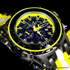 Invicta Reserve Specialty Subaqua Titanium Ceramic Swiss Movt Yellow Watch New