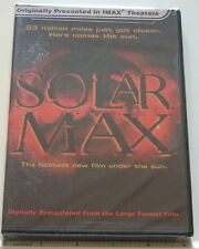 SOLAR MAX,Originally In IMAX Theaters,New & Sealed,1 Disc,120 Minutes,HOT STUFF!