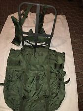 Genuine US Army Alice Field Pack, Combat, Nylon Large With Frame & Straps