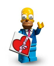 LEGO 71009 The Simpsons - Homer Simpson (Serie 2)  - Figur Minifig Minifigures