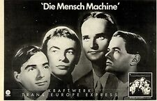 23/4/1977Pg15 Album Advert 7x10 Kraftwerk trans Europe Express