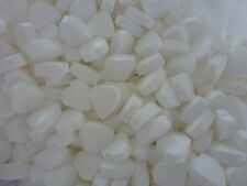 50 X HEART SHAPED MINTS OLD FASHIONED  WEDDING FAVOURS