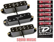 Seymour Duncan Everything Axe Set Black JB Jr Duckbucker Little 59 6 STRING SETS