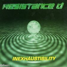 Resistance D - Inexhaustibility - CD - TRANCE TECHNO HARTHOUSE '94