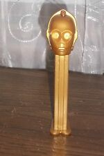 PEZ  Star Wars C3PO  Dispenser With Feet Hungary Vintage 1997 Collectible