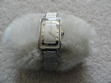 Swiss Made Hamilton Geneve Wind Up  Ladies Watch with a Stretch Band