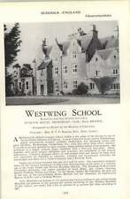 1964 School Westwing, Near Bristol Barker, Mrs B T P