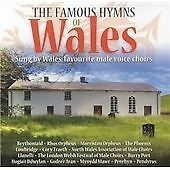 Various Male Voice Choirs The Famous Hymns of Wales CD