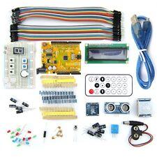 UNO R3 Starter Kit DHT11 1602LCD Touch Ultrasonic Tilt Sensor for Arduino UNO R3