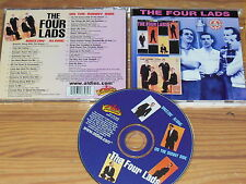 THE FOUR LADS - BREEZIN ALONG & ON THE SUNNY SIDE / US-CD 2000 MINT!