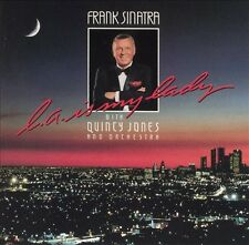 L.A. Is My Lady by Frank Sinatra (Cassette, Oct-1997, Qwest)
