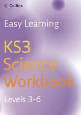 Easy Learning - KS3 Science Workbook 3-6: Workbook Levels 3-6, Patricia Miller