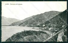 Varese Luino Lago Maggiore Ferrovia del Gottardo cartolina KF2398