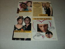 H174 GWYNETH PALTROW LORIE MANDY MOORE ANDY RODDICK '2004 FRENCH CLIPPING