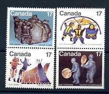 CANADA - 1979 -eschimesi: abitazioni e vita comunitaria ABA1000353