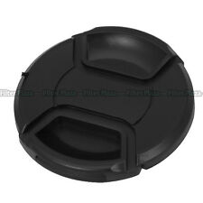 77mm Center Pinch Snap-on Front Cap for Canon Nikon Sigma Filter/Lens w/ String