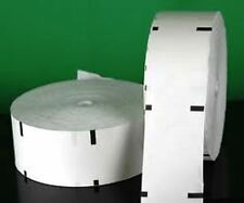 "3 1/8"" x 2700 ft. NCR ATM Thermal Rolls w. Sensemarks (4/cs) Free Delivery"