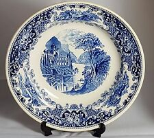 Vintage Myott Sons Co Old England Deep Plate / Bowl