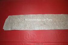 MARKETS BEST 1968-1972 Chevelle 69-70 Grand Prix PACKAGE TRAY INSULATION 68-72