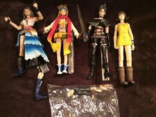 Play Arts Square Enix Final Fantasy X-2 Action Figure Lot Yuna Rikku Paine
