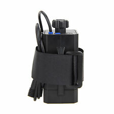 8.4V USB DC Ports Bicycle Bike Light Battery 18650 Holder Case Box Compartment