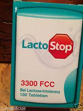 Arrêt De Lacto m Distributeur 100Tbl Lactostop 3300 FCC Lait