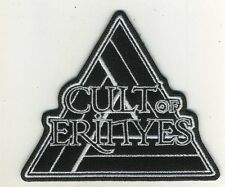 Cult of Erinyes-Logo Patch Die cut woven patch - high quality!