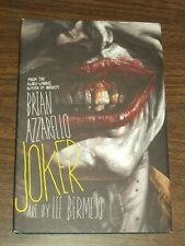 Joker by Brian Azzarello, Lee Bermejo (Hardback, 2008)  9781845769833