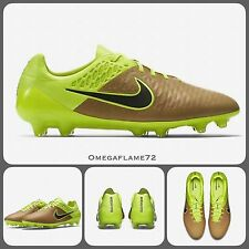 Sz 8.5 Nike Magista Opus Leather FG PRO ACC Football Boots 768890-707