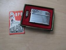 Vintage BPC Refillable Windproof Stainless Steel Lighter