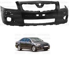 TOYOTA AVENSIS 2006-2008 FRONT BUMPER PAINTED ANY COLOUR
