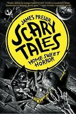 Home Sweet Horror (Scary Tales)-ExLibrary