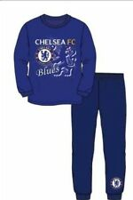 Brand New With Tags Chelsea Football Team Pyjamas Size 3-4 Years
