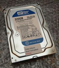 320gb Western Digital WD Caviar Blue WD 3200 AAKS - 00l9a0 SATA 16mb Hard Disc Drive