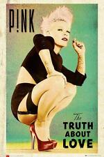 Pink : The Truth About Love - Maxi Poster 61cm x 91.5cm (new & sealed)