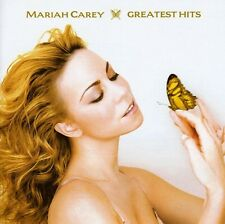 Greatest Hits - Mariah Carey (2001, CD NEUF)2 DISC SET