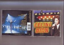 cd - celine dion a l'olympia - / columbia