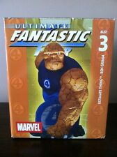 Marvel Ultimate Fantastic Four Thing Ben Grimm Bust Diamond Select Wow #12/3000