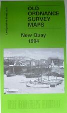 OLD ORDNANCE SURVEY MAP Wales New Quay 1904 S24.01 New