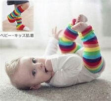 Newborn Kids Baby Boy Girl Infant Leggings Socks Leg Warmers Knee Pad New M354
