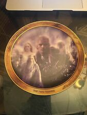 Lord of the Rings Two Towers Plate, Bradford Exchange - 2nd issue # b 0459