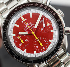 OMEGA SPEEDMASTER SCHUMACHER 3510.61 WITH PAPERS  AUTOMATIC CHRONOGRAPH