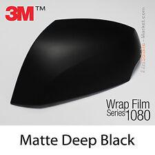20x30cm Film Opaco Profondo Black 3M 1080 M22 Vinile COPERTURA Nuovo Serie Wrap