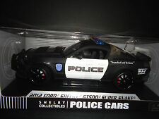Shelby Collectibles Shelby GT500 Super Snake 2012 Police 1/18