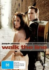 WALK THE LINE DVD R4 Phoenix  / Witherspoon - Johnny Cash