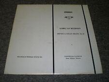 Beethoven Septet in E-Flat Major, Op. 20 Klocker~MHS 1062~VG++~Insert~FAST SHIP!