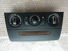 BMW E88 E82 E90 E91 E92 E93 LCI E84 KLIMABEDIENTEIL AIR CONDITIONING CONTROL